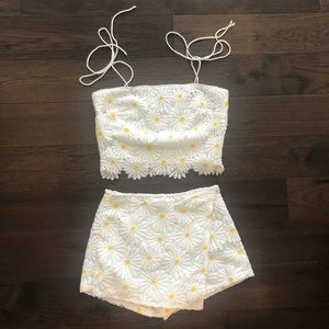 Daisy two piece co-ord set